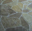 flagstone stamped concrete