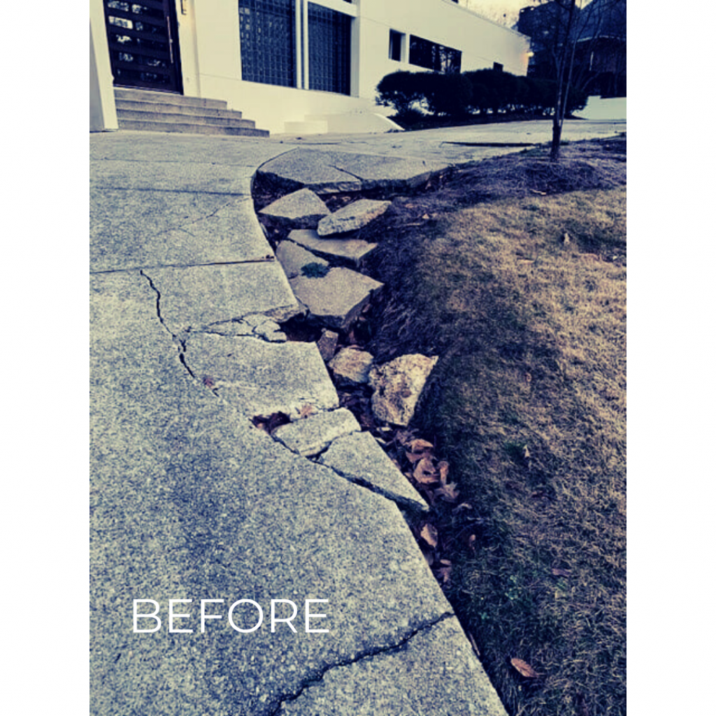 residential concrete services denver